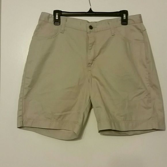Riders by Lee Pants - Khaki Bermuda Riders by Lee Shorts size 12